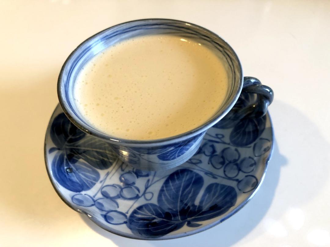 完成バターコーヒー