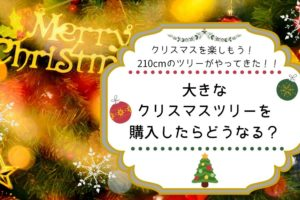 クリスマスツリーTOP