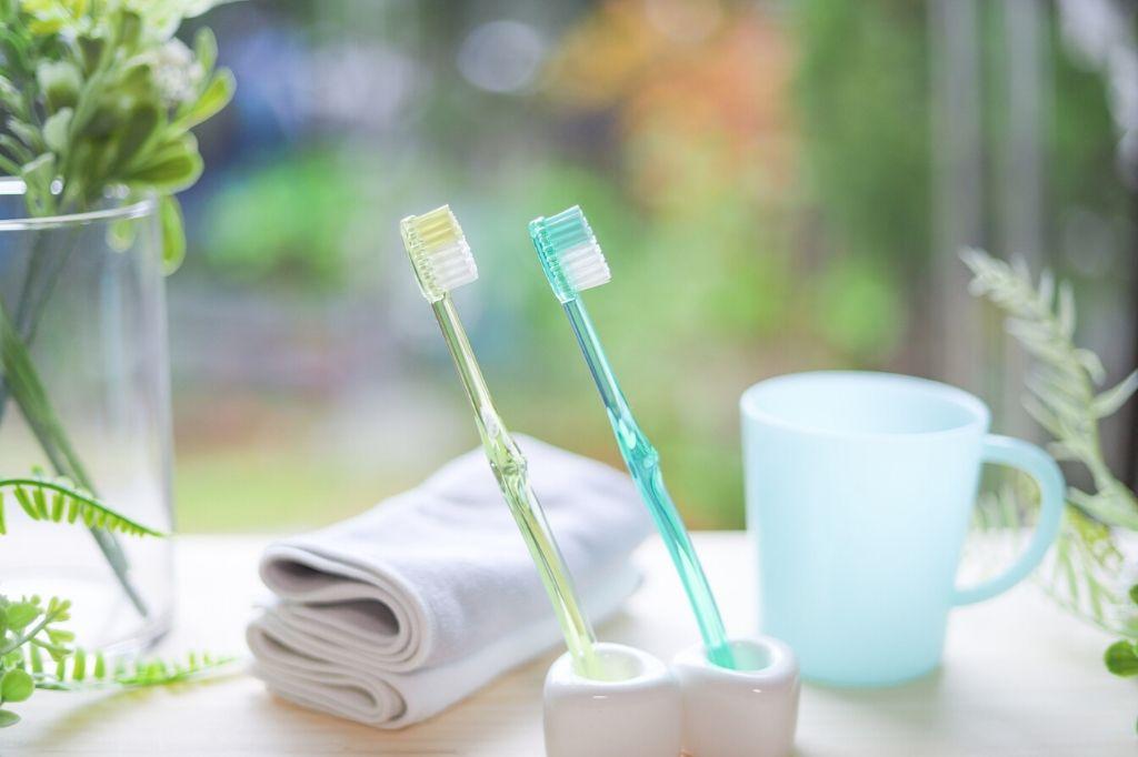 歯ブラシ大切