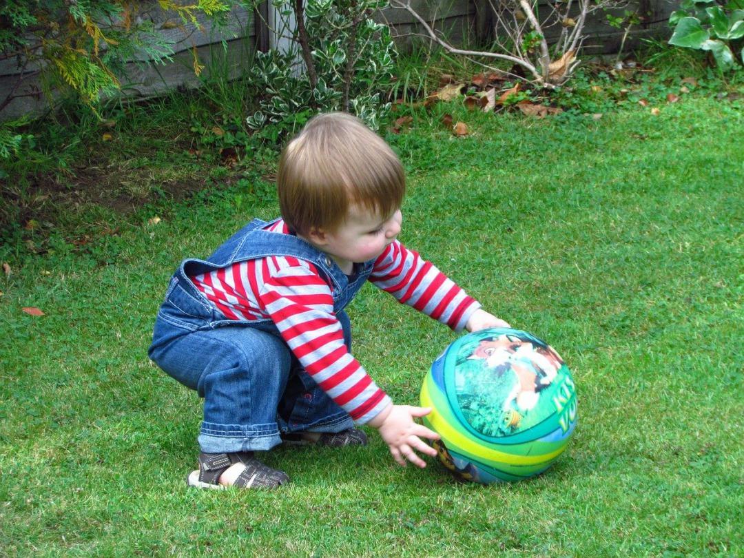 幼児期の遊び