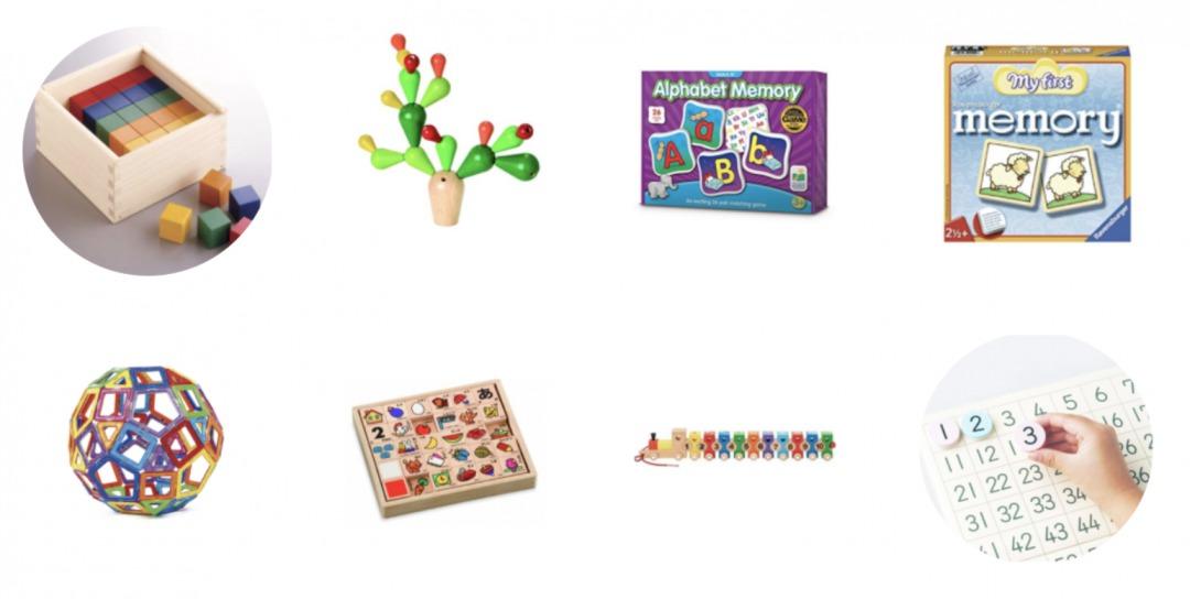 トイサブ2〜4歳おもちゃ